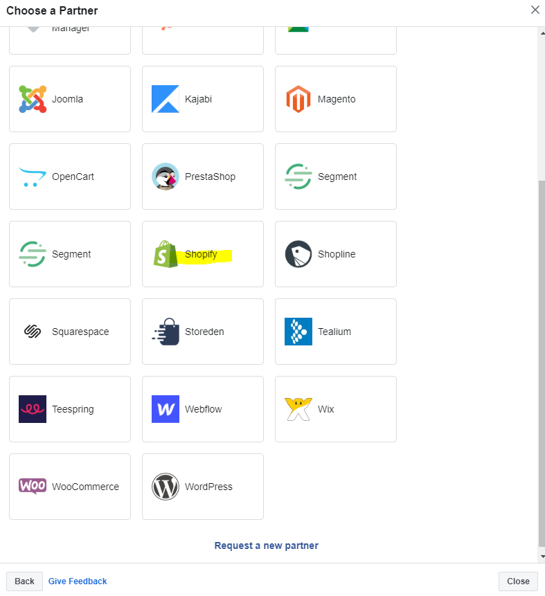 select-shopify-integration